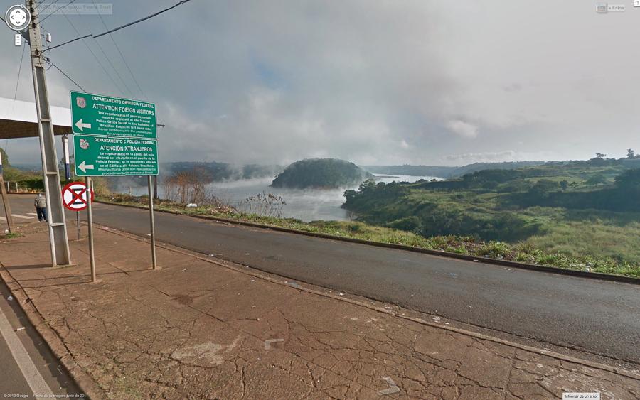 Foz de Iguazú Brasil - Perú desde Brasil 2
