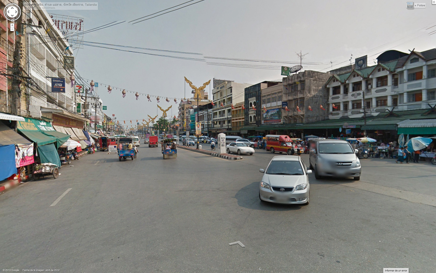 Tachileik Tailandia - Burma desde Tailandia 2